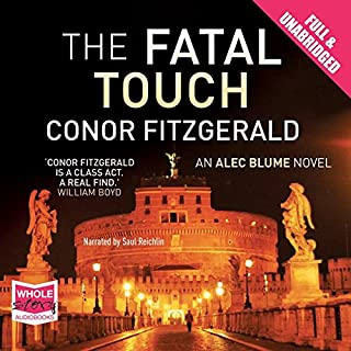 The Fatal Touch cover art
