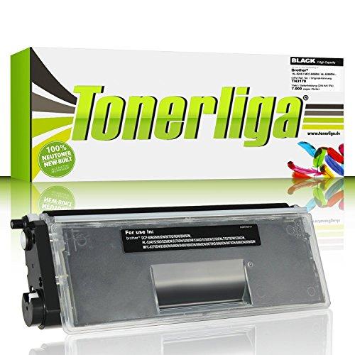 Neu Toner ersetzt Brother TN 3170 / TN3170 für HL-5240 / MFC-8460N / HL-5250DN / MFC-8860DN / DCP-8060 / DCP-8065DN / HL-5270DN / HL-5240L / MFC-8870DW / MFC-8670DN, schwarz, 100% Neuware