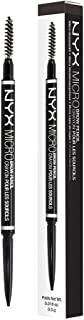 NYX PROFESSIONAL MAKEUP Micro Brow Pencil, Eyebrow Pencil, Espresso