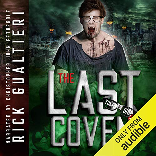 The Last Coven  By  cover art