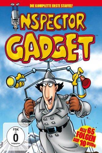 Inspector Gadget - Die komplette erste Staffel [10 DVDs]