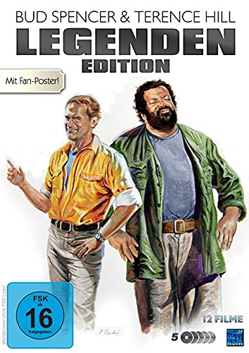 Bud Spencer & Terence Hill - Legenden Edition [5 DVDs]