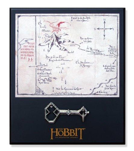 The Noble CollectionTHORINS Schlüssel und Karte - Miniatur