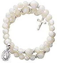 5 decade rosary bracelet