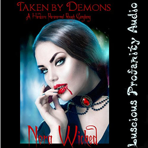 Taken by Demons audiobook cover art