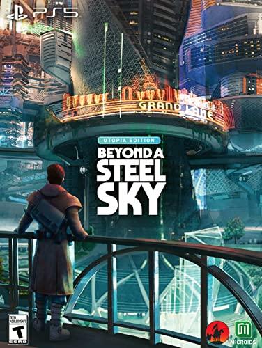 Beyond A Steel Sky:  Utopia Edition PS5  Amazon $149.99   Amazon UK £129.99…