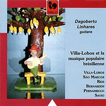 Villa-Lobos and Brazilian Guitar Music