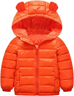 304281608f08 Amazon.ca  Orange - Outerwear   Girls  Clothing   Accessories