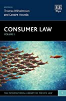 Consumer Law (The International Library of Private Law)
