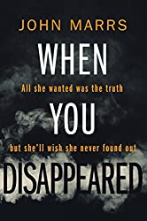 Book Review of When you disappeared