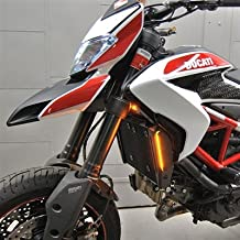 Ducati Hypermotard Front Turn Signals - New Rage Cycles