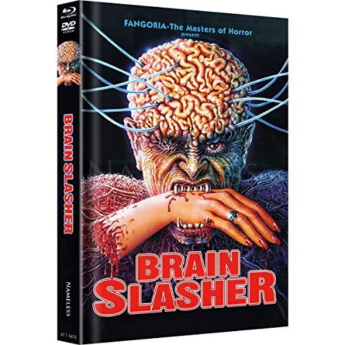 Brain Slasher - Mediabook - Cover A Original - Limited Edition auf 333 Stück  (+ DVD) [Blu-ray]