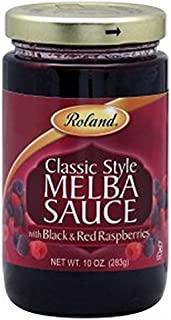 Roland Products, Sauce; Melba, Pack of 1, Size - 10 OZ, Quantity - 3 Each