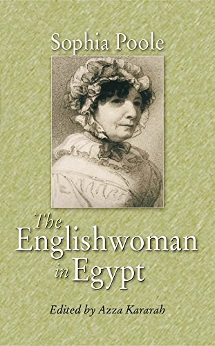LETTERS FROM AN ENGLISHWOMAN I
