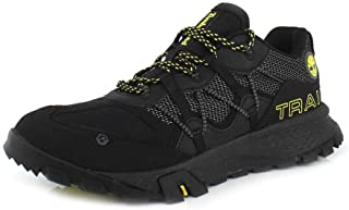 Timberland Garrison Trail Low Black Mesh 10.5
