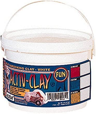 ACTIVA Max 64% Opening large release sale OFF PRODUCTS ACTIV-CLAY WHITE 10 Set 3 of LB.