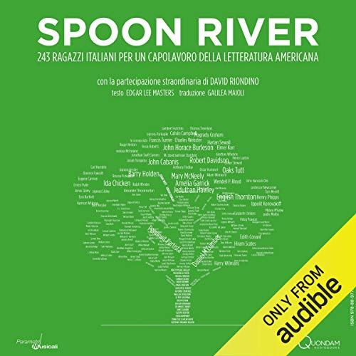 Spoon River [Italian Edition] audiobook cover art