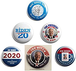 old presidential campaign pins