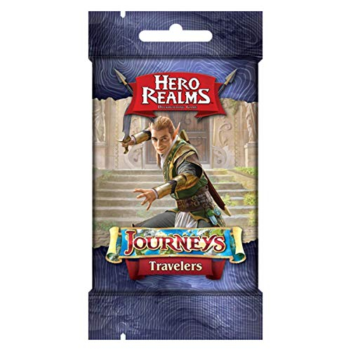 Hero Realms Journeys Travelers Pack - English