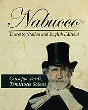 nabucco verdi libretto