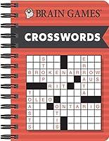 Brain Games Mini - Crosswords