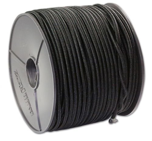 Multiflex 100 Meter Expander-Seil PE-Ummantelt 8 mm - Schwarz