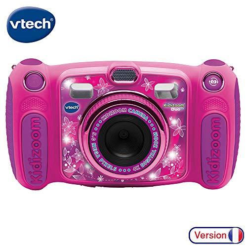 Appareil photo numérique Vtech (n°1 des ventes) - rose ou bleu