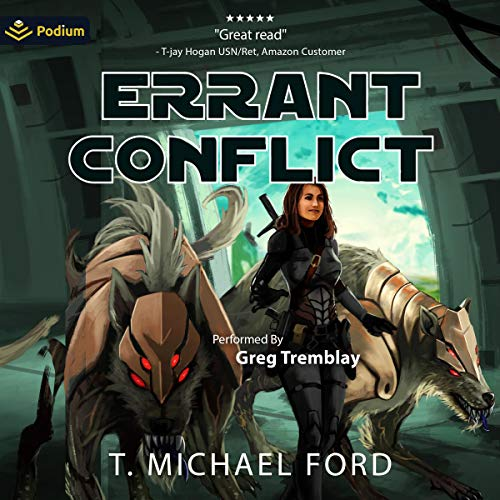 Errant Conflict cover art