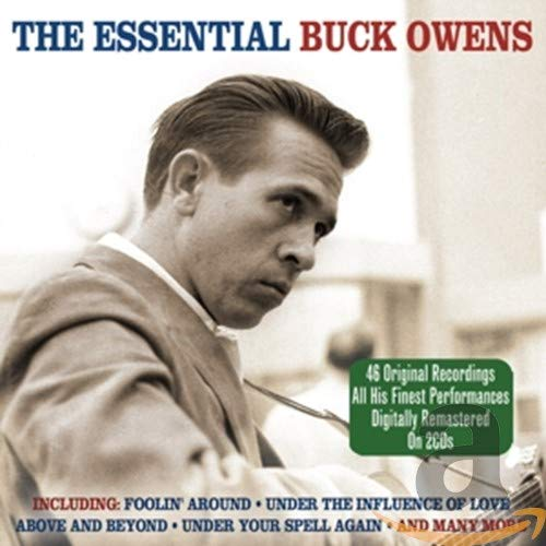 The Essential Buck Owens [Double CD]