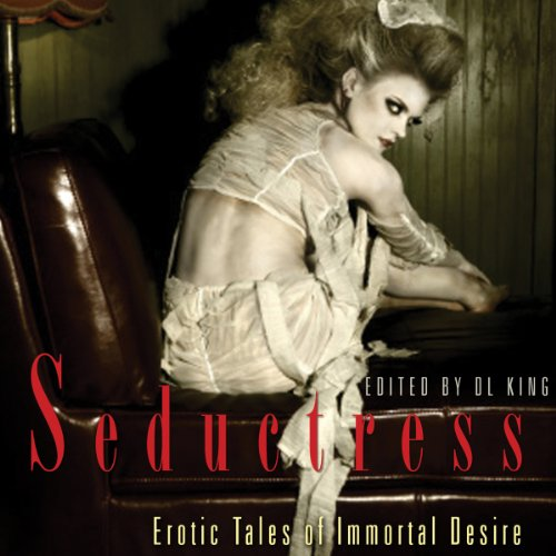 Seductress audiobook cover art