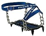 モンベル(mont-bell) スノースパイク6 ブラック 1129619 BK 1129619