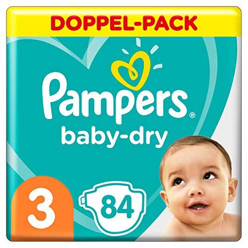 Pampers Baby Dry Gr.3 Midi 6-10kg Doppelpack