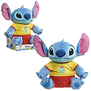 Disney Lilo & Stitch Large Stitch in Scrump Shirt Plush, Multi-Color - 51X4fcuInCL - Disney Lilo & Stitch Large Stitch in Scrump Shirt Plush, Multi-Color