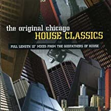 Best chicago house classics cd Reviews