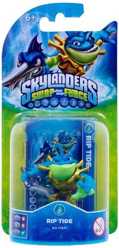 Figurine Skylanders : Swap Force - Rip Tide