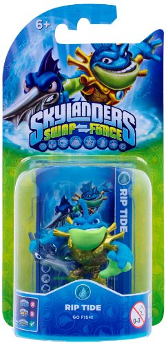 Figura Skylanders Single: Rip Tide