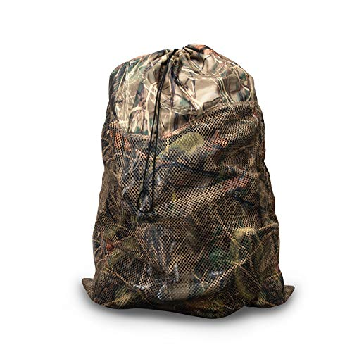 ROCREEK Mesh Decoy Bag for Duck Goose Turkey Waterfowl Hunting with Adjustable Straps (1)