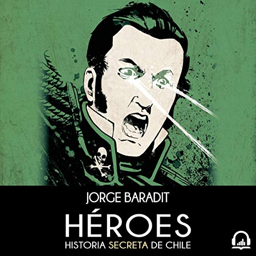 Héroes [Heroes] audiobook cover art