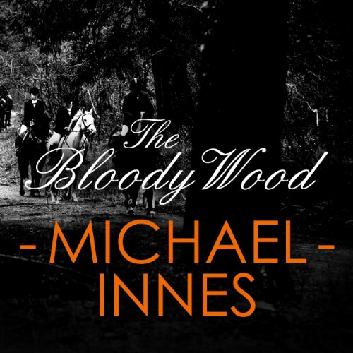 The Bloody Wood cover art