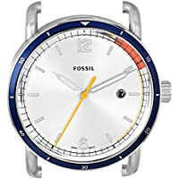 Fossil The Commuter Three-Hand Date Watch Case