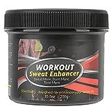 Premium Hot Cream Sweat Enhancer - Loción corporal reafirmante para quemar grasa muscular para mujeres y hombres Crema para ejercitar la celulitis para esculpir el cuerpo Loción corporal hidratante vi
