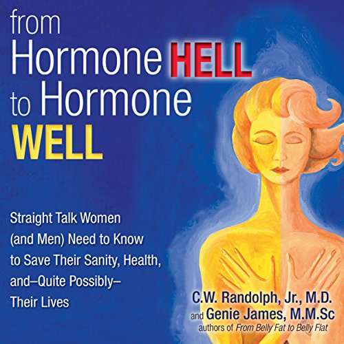 From Hormone Hell to Hormone Well audiobook cover art