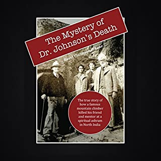 The Mystery of Dr. Johnson's Death audiobook cover art