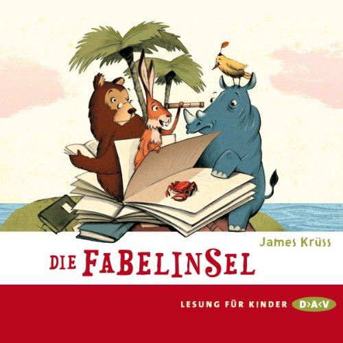 Die Fabelinsel audiobook cover art