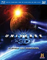 Universe in 3d: a Whole New Dimension 3d