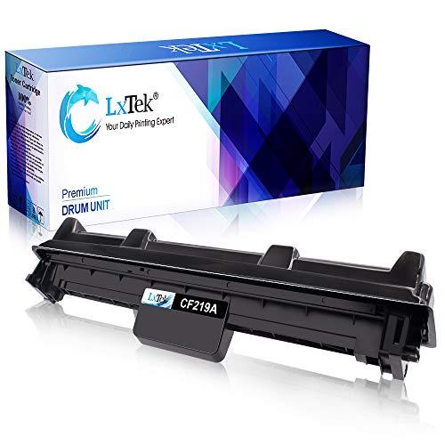 LxTek Compatible Drum Unit Replacement for HP 19A CF219A to use with Laserjet Pro M102w M130fw M130fn M130nw M102a M130a Laserjet Pro MFP M130 M102 Printer, High Yield