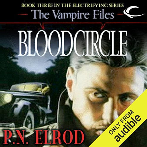 Bloodcircle audiobook cover art