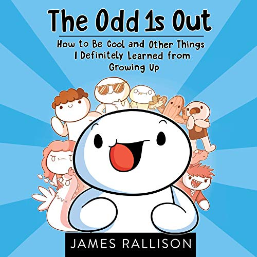 The Odd 1s Out audiobook cover art