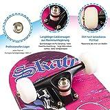 Zoom IMG-2 skateboard completo 79 x 20