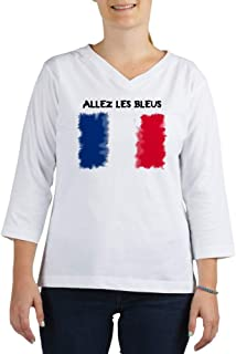 CafePress France World Cup 2010 T Shirt Baseball Tee